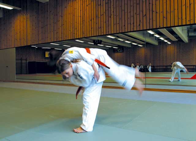 Judohalle